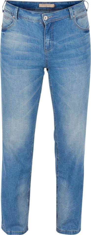 Zizzi Jeans in Light blue