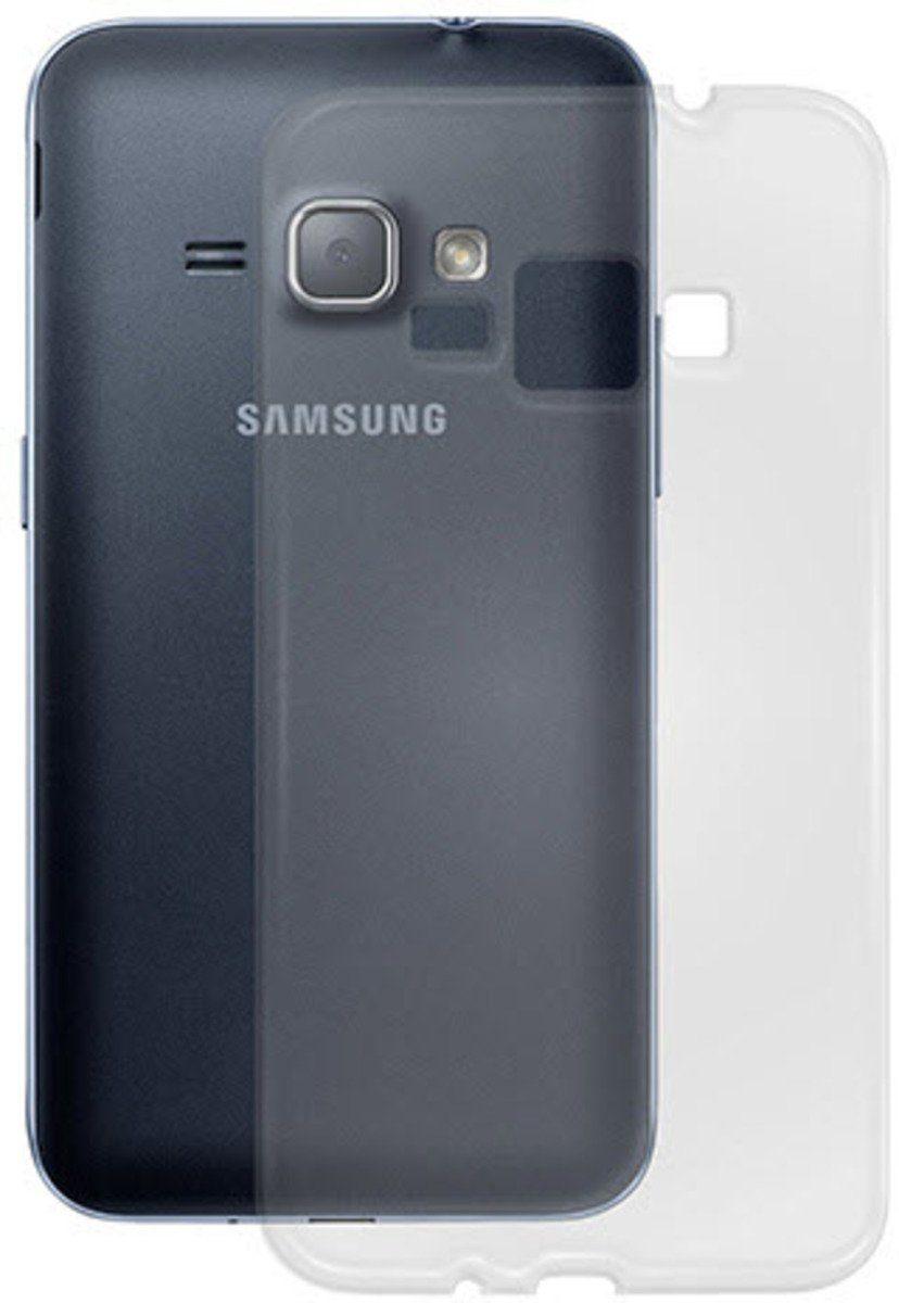 PEDEA Handytasche »Soft TPU Case (glatt) für Galaxy J3 2016«