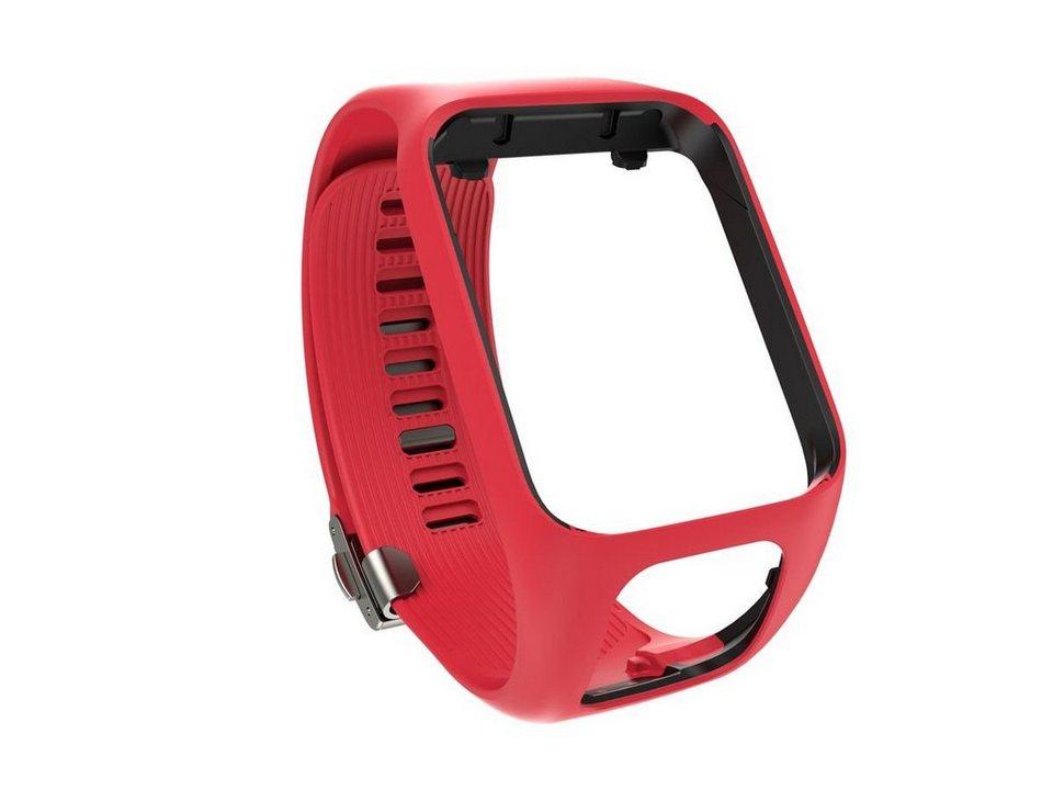 TomTom Ersatz-/Wechselarmband »Golfer 2 - Large« in Rot