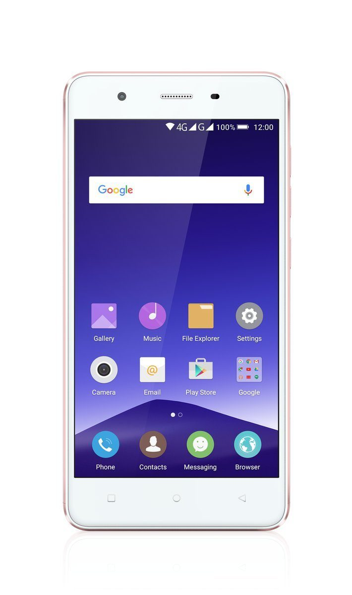 mobistel Smartphone »Cynus F10«