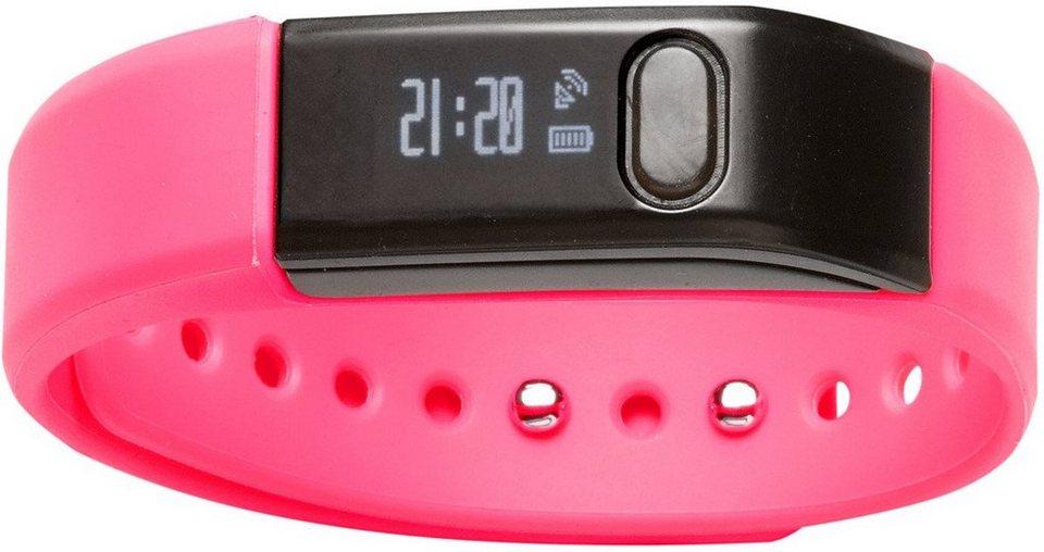 Denver Activity Tracker »BFA-10« in Pink