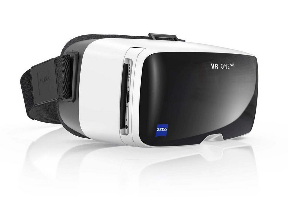 ZEISS VR-Headset »VR ONE Plus« in Weiß
