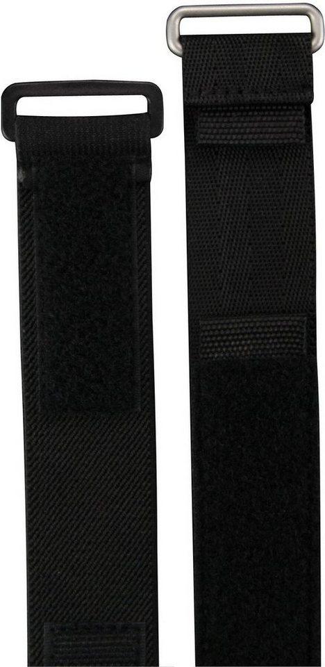 Garmin Zubehör »Textilarmband fenix/quatix« in Schwarz