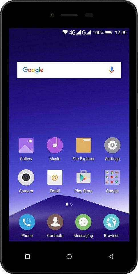 mobistel Smartphone »Cynus E7« in Schwarz