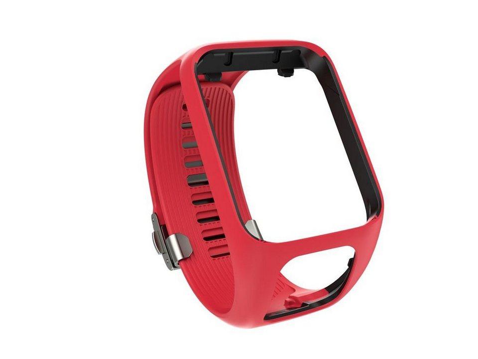 TomTom Ersatz-/Wechselarmband »Golfer 2 - Small« in Rot