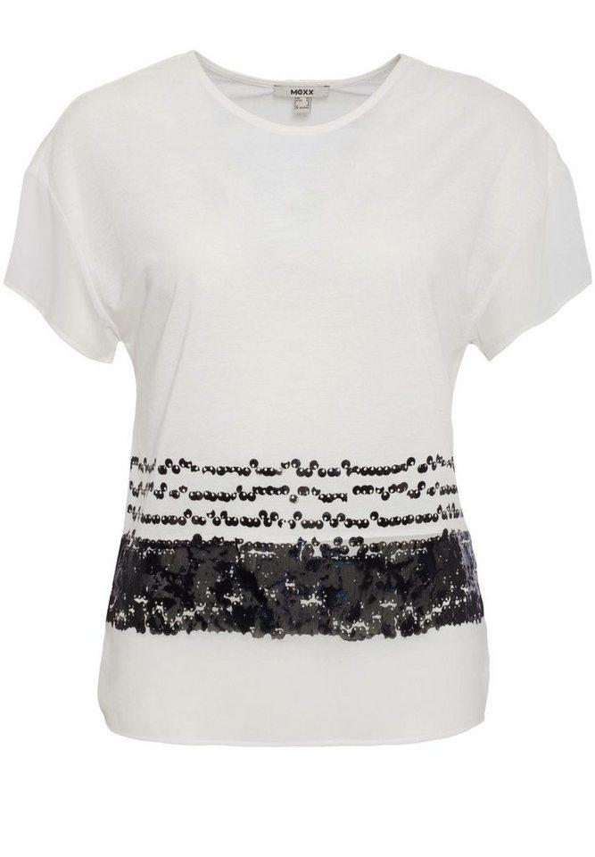 Mexx T-Shirt in weiß