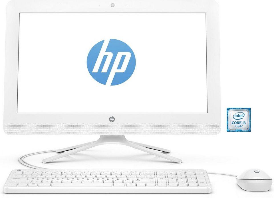 "HP 24-g053ng AIO »Intel Core i3, 60,45cm (23,8""), 1 TB HDD, 4 GB« in weiß"