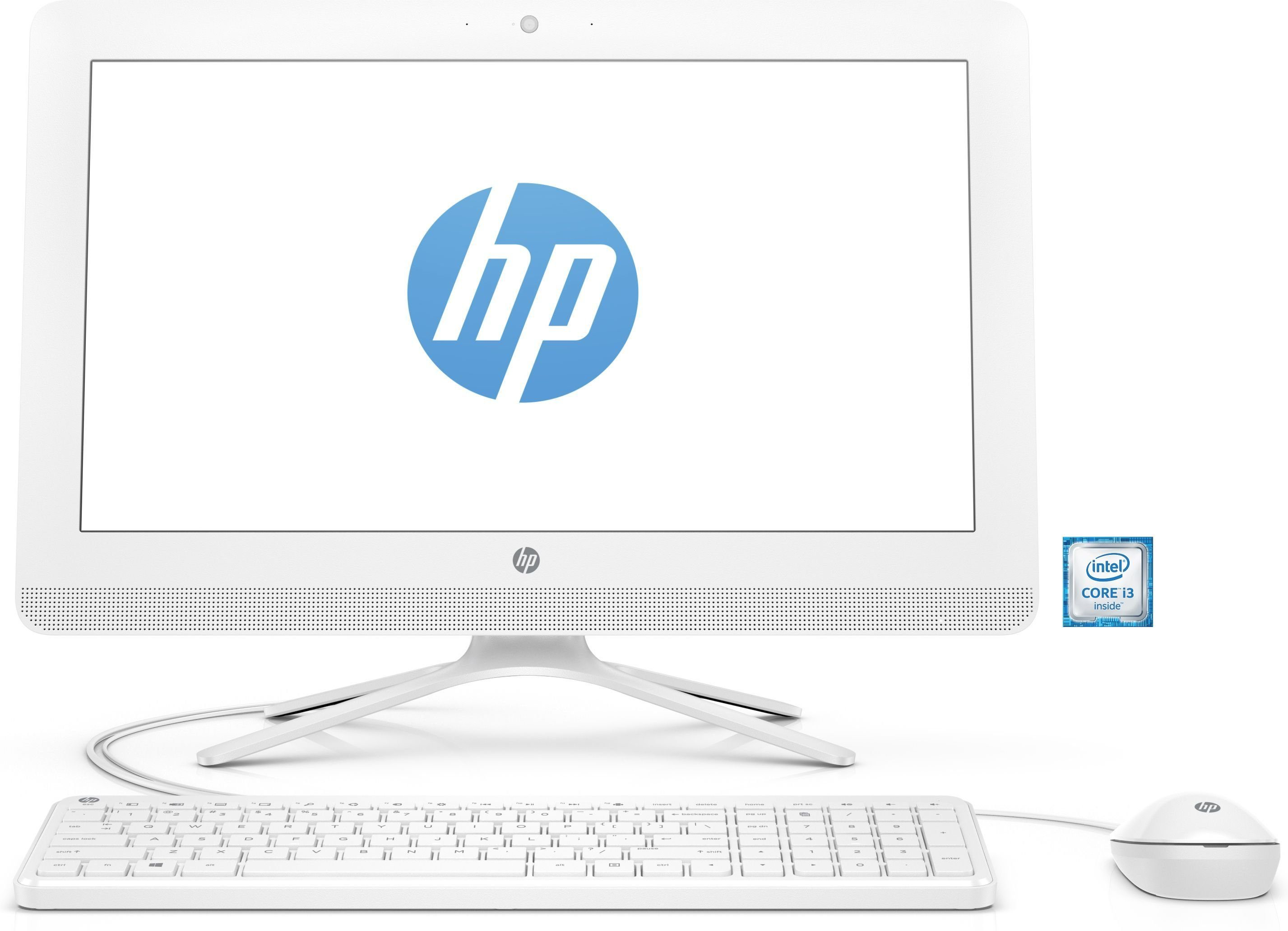 "HP 22-b054ng AIO »Intel Core i3, 54,6cm (21,5""), 1 TB HDD, 4 GB«"