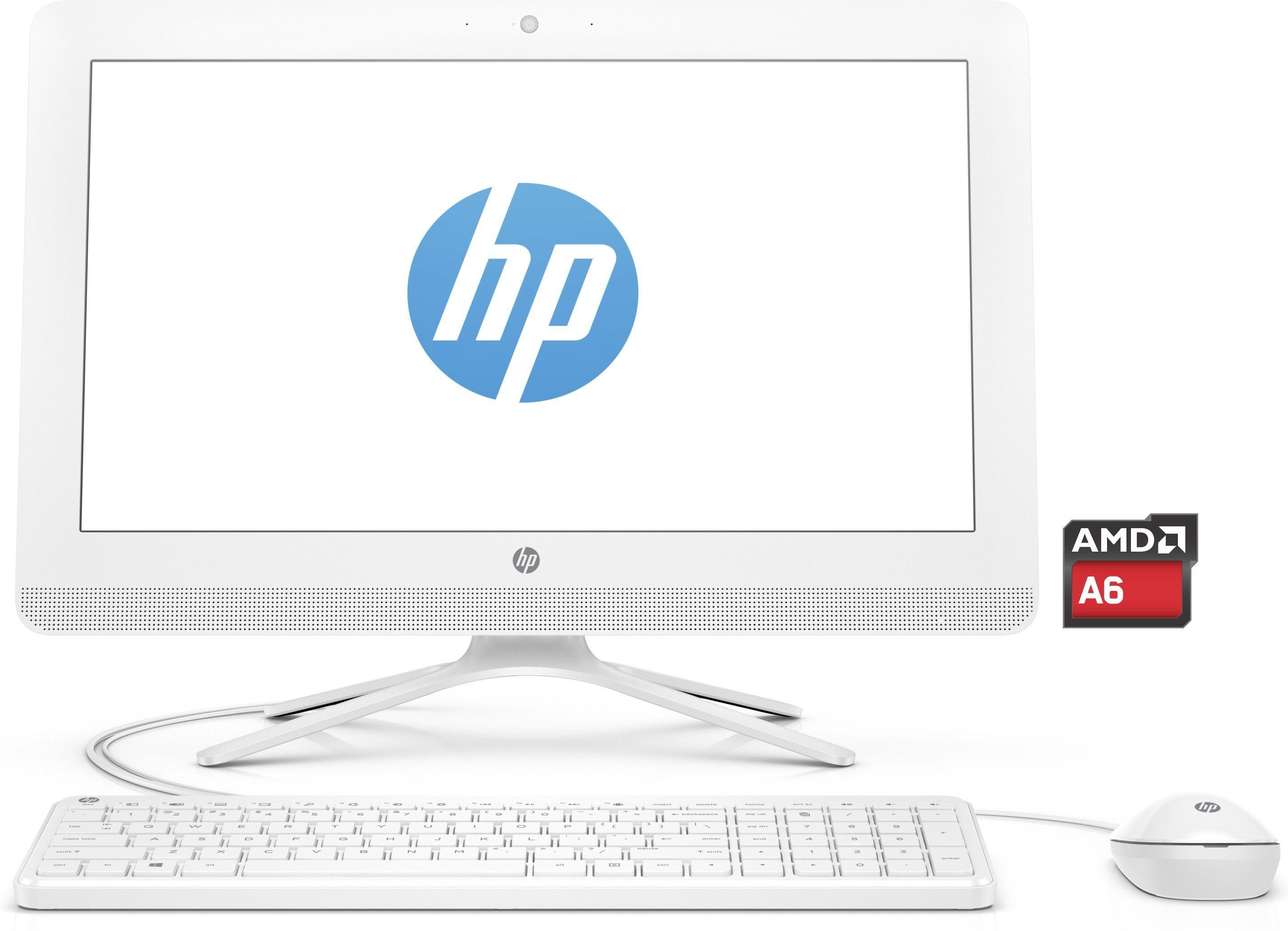 "HP 22-b050ng AIO »AMD A6-7310, 54,6cm (21,5""), 1 TB HDD, 4 GB«"