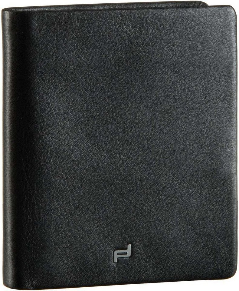 Porsche Design Touch BillFold V16 in Black