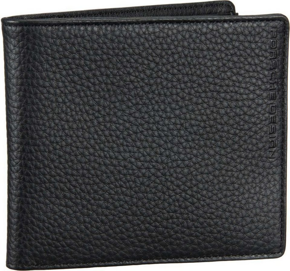 Porsche Design Cervo 2.0 Wallet H8 in Black