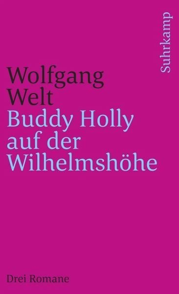 Broschiertes Buch »Buddy Holly auf der Wilhelmshöhe«