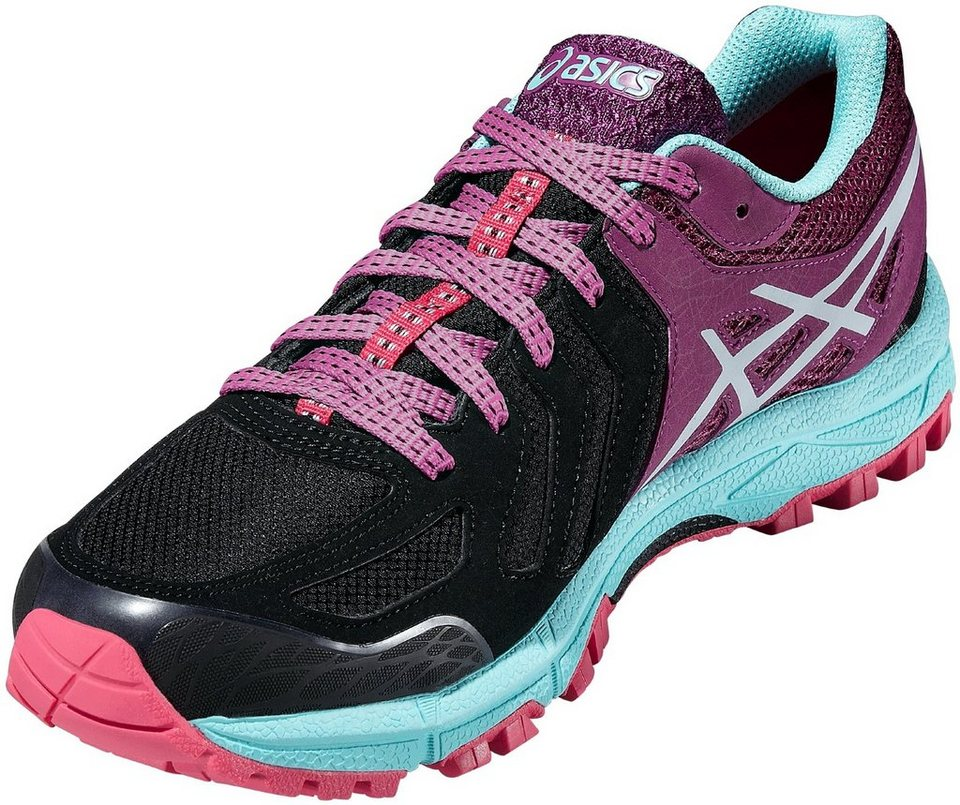 asics Runningschuh »Gel-FujiAttack 5 G-TX Shoe Women« in lila