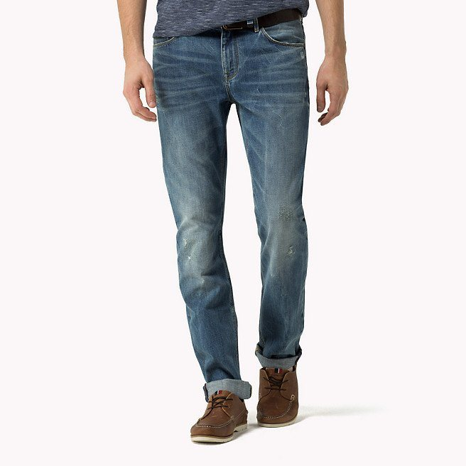 Tommy Hilfiger Jeans »DENTON SIBONEY WORN« in SIBONEY WORN