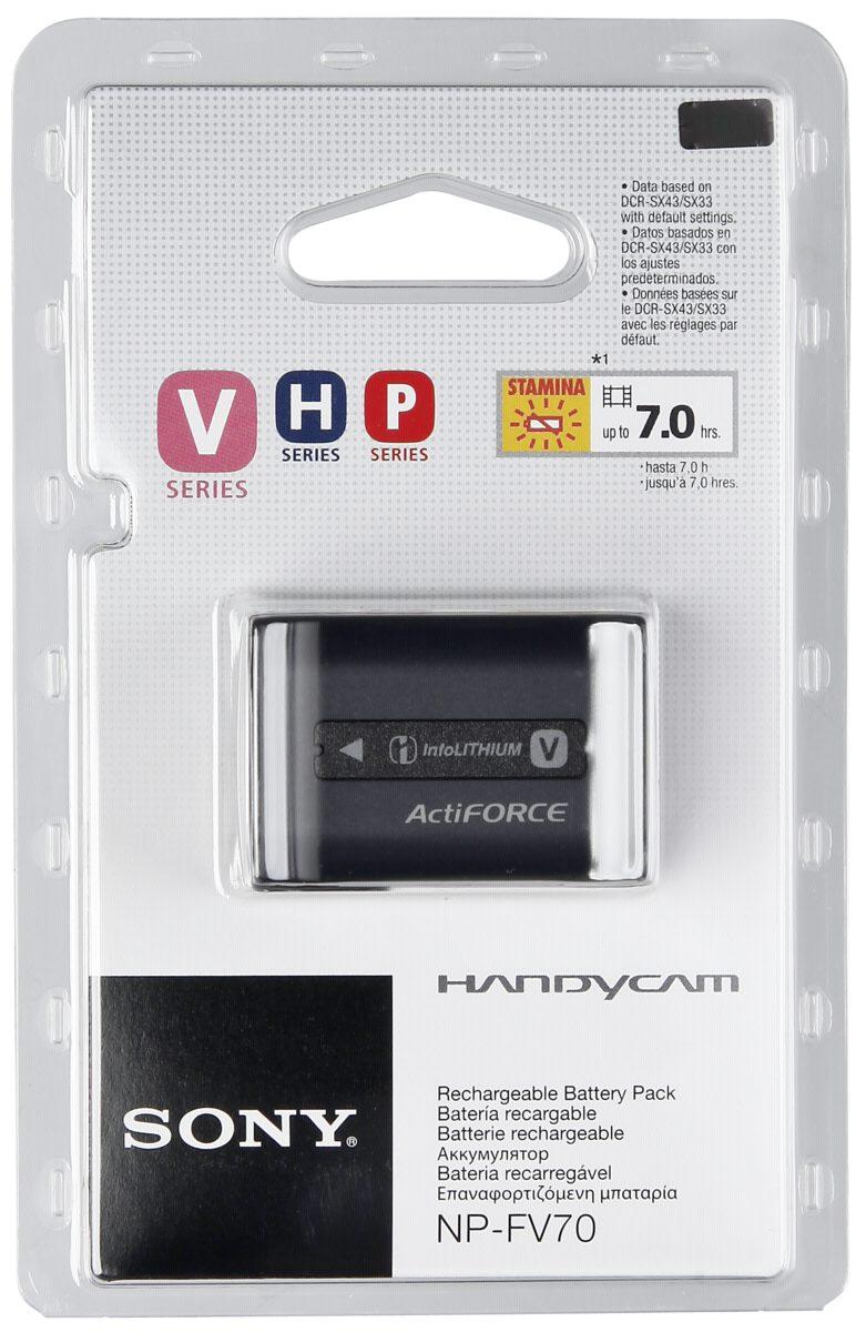 Sony Energie »NP-FV70 Akku für V Serie«