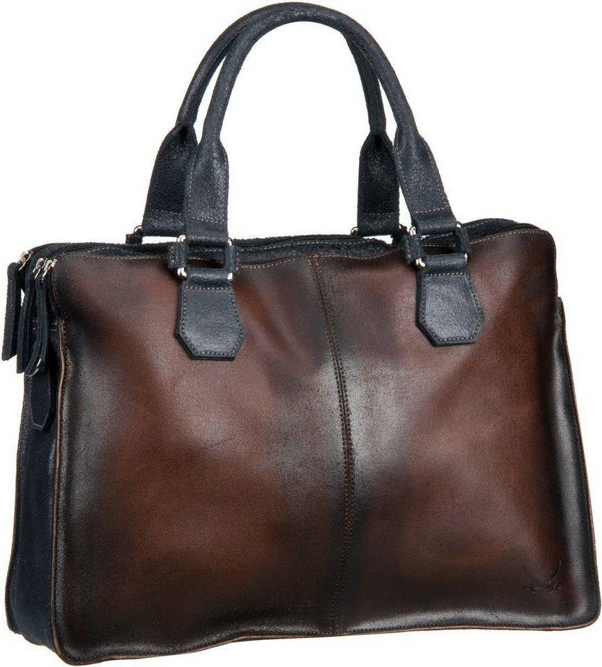 SANSIBAR Halny Business Bag in Black