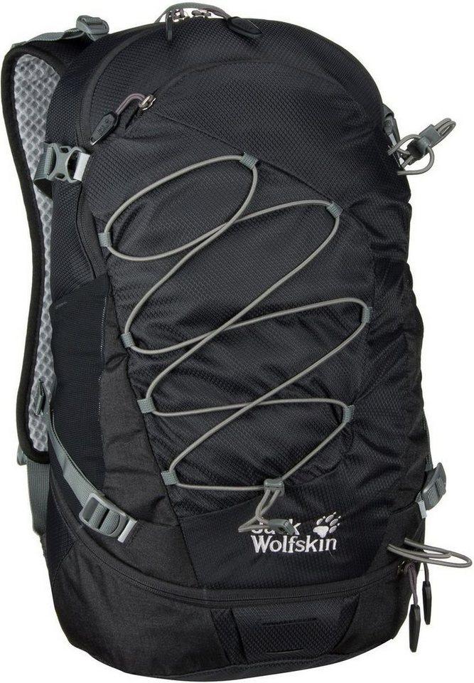 Jack Wolfskin Rockdale 28 Pack in Black