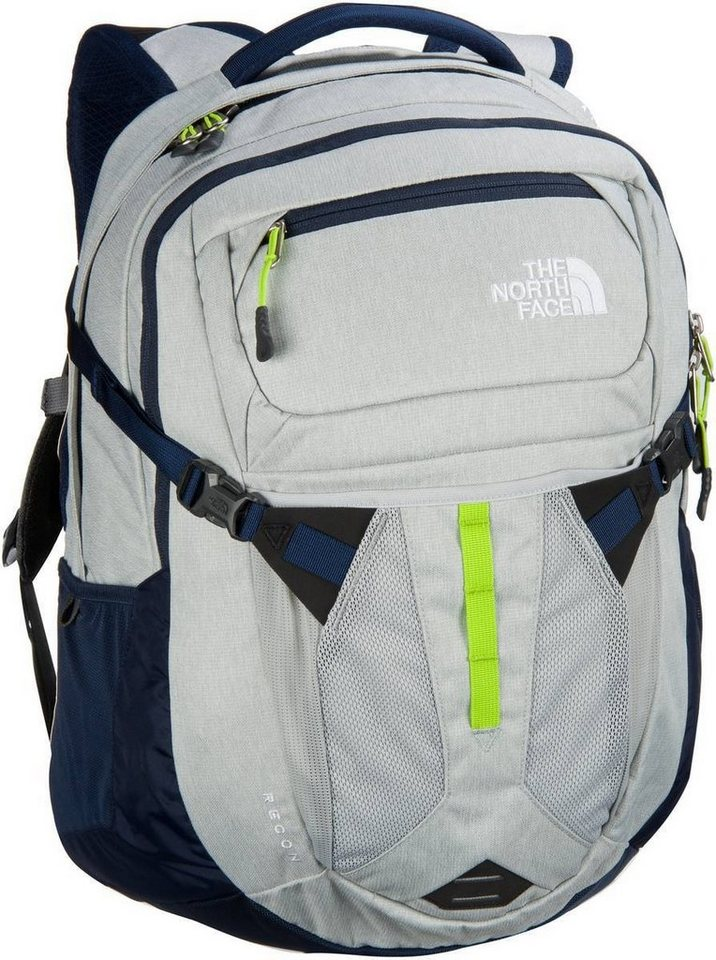 The North Face Recon Backpack in High Rise Grey Heath