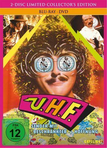 Blu-ray »UHF - Sender mit beschränkter Hoffnung...«