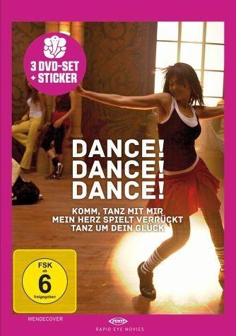 DVD »Dance! Dance! Dance! (3 Discs)«