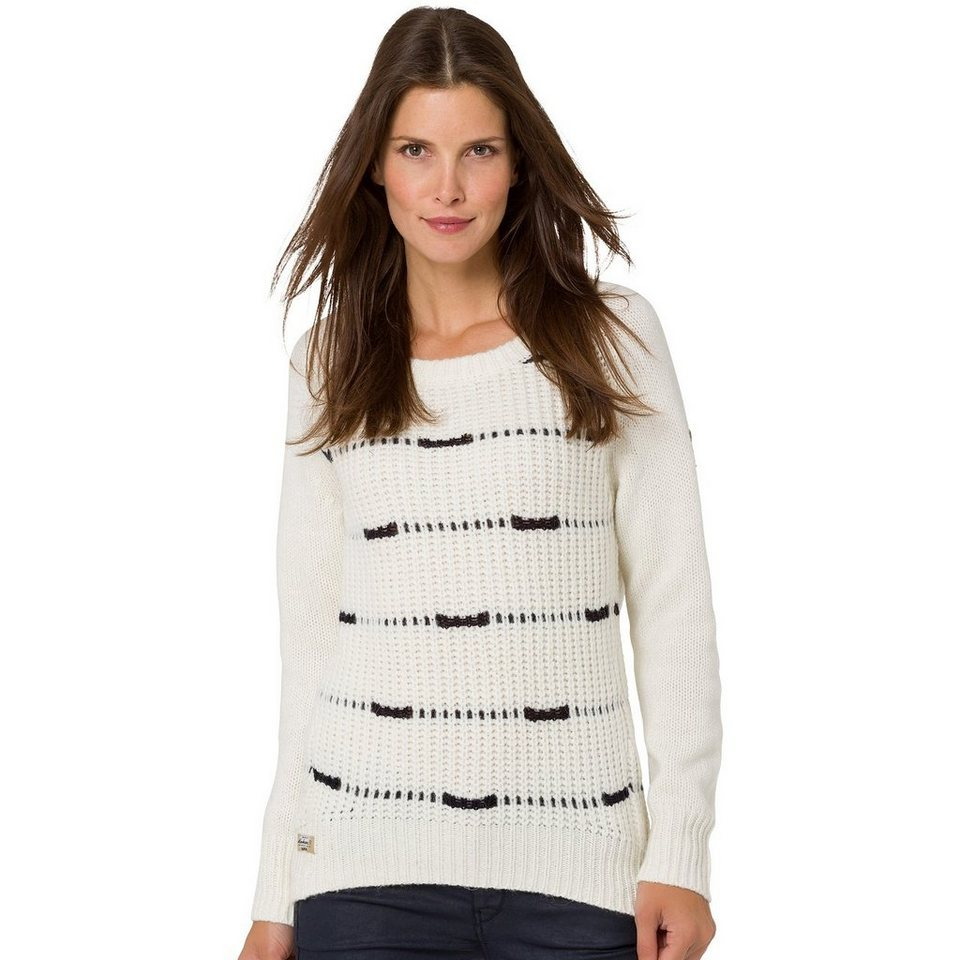 Gaastra Pullover in offwhite