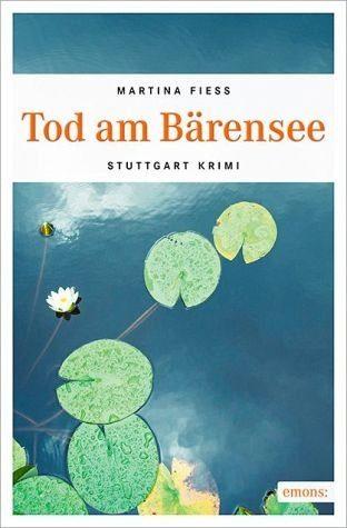 Broschiertes Buch »Tod am Bärensee«