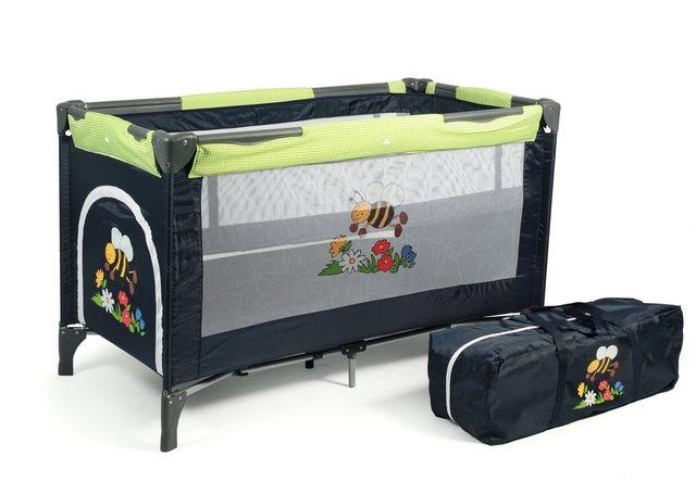 Babybetten - CHIC4BABY Baby Reisebett »Luxus Bumblebee«  - Onlineshop OTTO