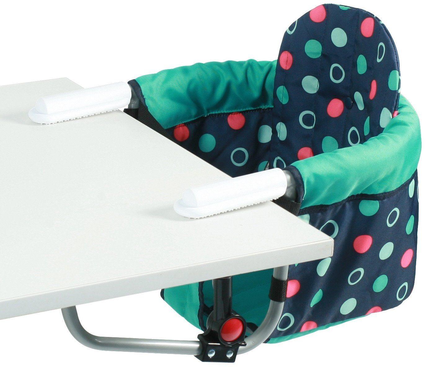 CHIC4BABY Tischsitz mit universellem Befestigungssystem, »Relax menta«