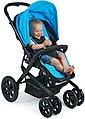 CHIC4BABY Kinder-Buggy »Pronto«, mit Doppelschwenkrädern, Bild 6