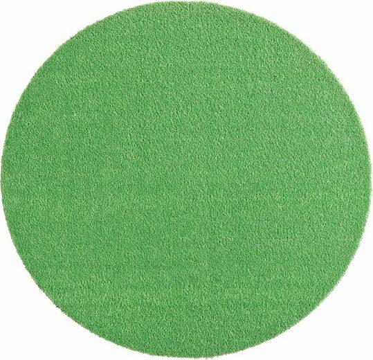 Teppich »Deko Soft«, HANSE Home, rund, Höhe 7 mm, waschbar, rutschhemmend