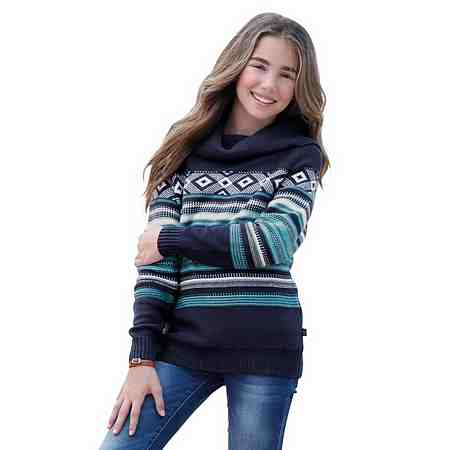 Mädchen: Teens (Gr. 128 - 182): Pullover