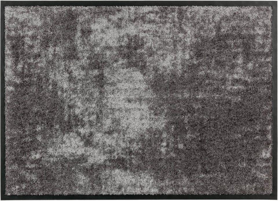 Fußmatte, Schöner Wohnen, »Broadway Vintage« in grau