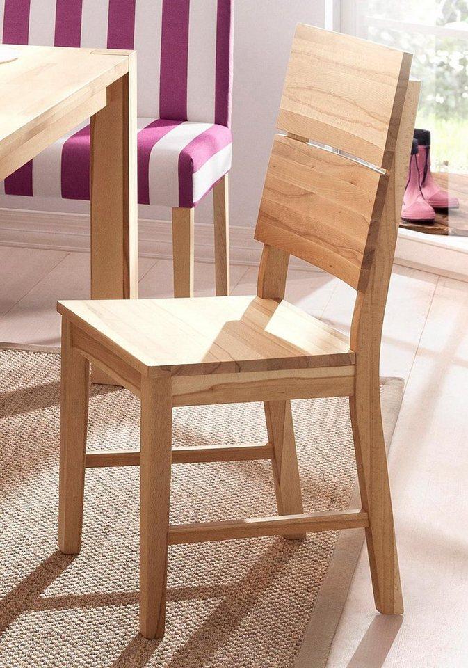Home Affaire Stühle Peter In Kernbuche Im 2er 4er 6er