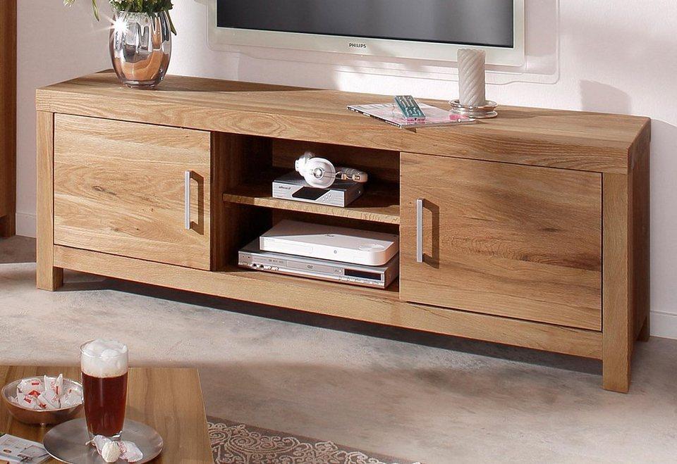 Premium collection by Home affaire TV-Lowboard »Madeira«, Breite 171 cm in Wildeiche geölt