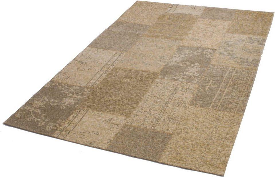 teppich picasso teppich kontor hamburg rechteckig h he 10 mm online kaufen otto. Black Bedroom Furniture Sets. Home Design Ideas