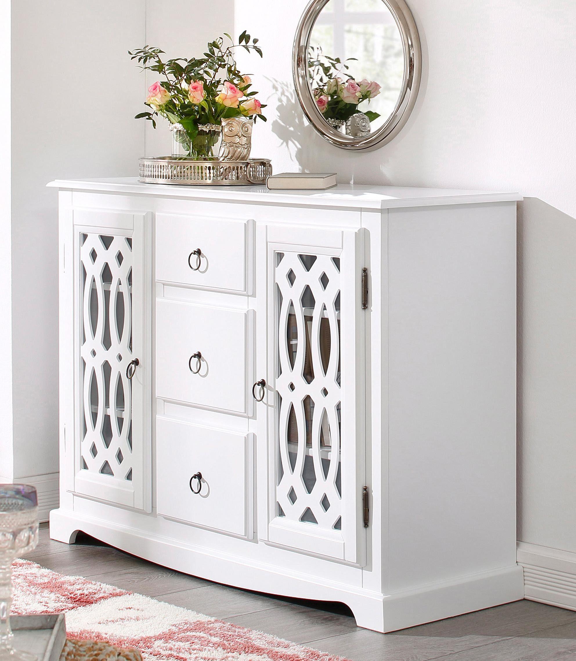Home affaire Sideboard »Elegance«, Breite 118 cm