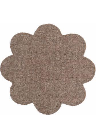 HANSE HOME Durų kilimėlis »Deko Soft« blumenförmi...