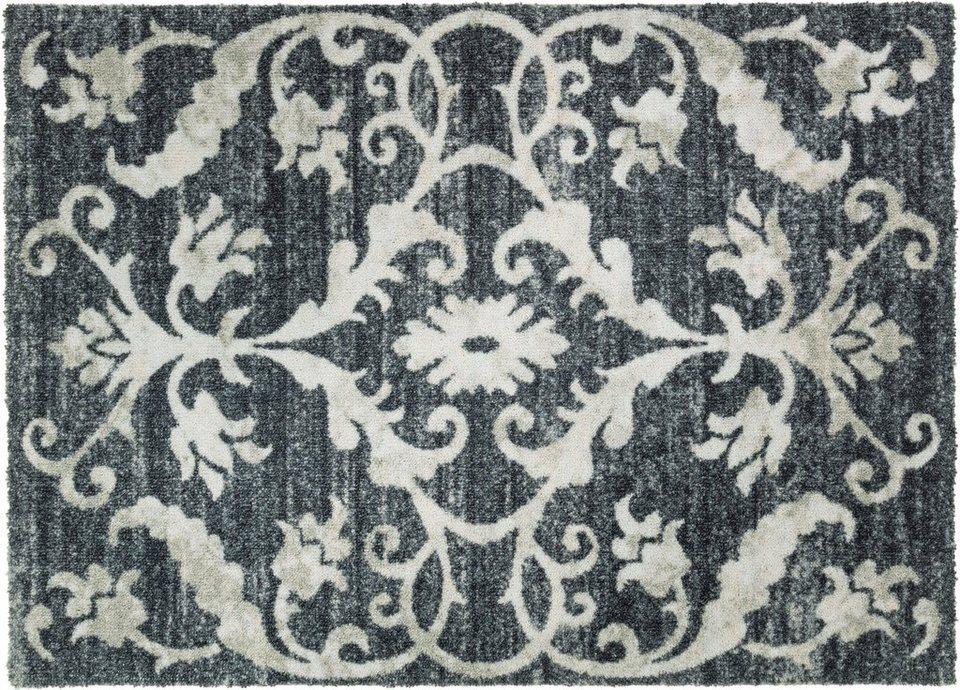 Fußmatte, Schöner Wohnen, »Brooklyn Vintage« in grau
