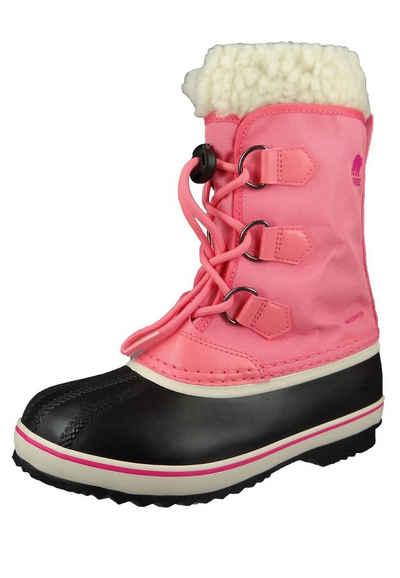 Sorel »1855211 Yooth Pac Nylon 674 Lollipop« Snowboots