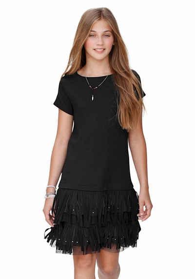 KIDSWORLD Jerseykleid, für den festlichen Anlass Sale Angebote Großräschen