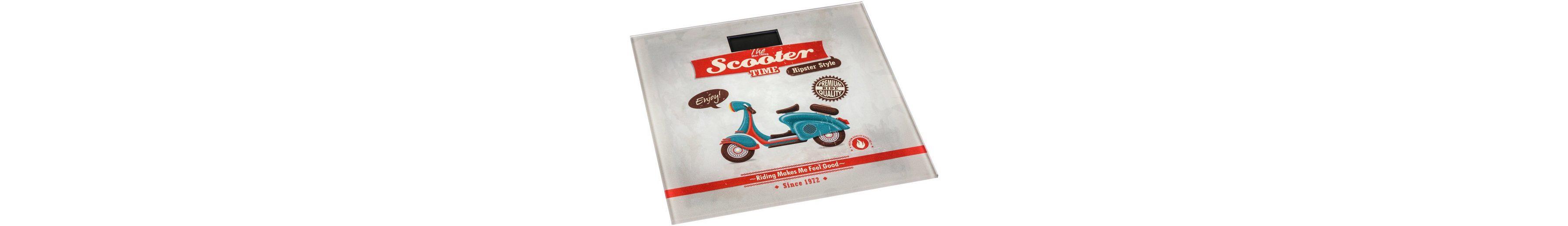 Personenwaage »Scooter«