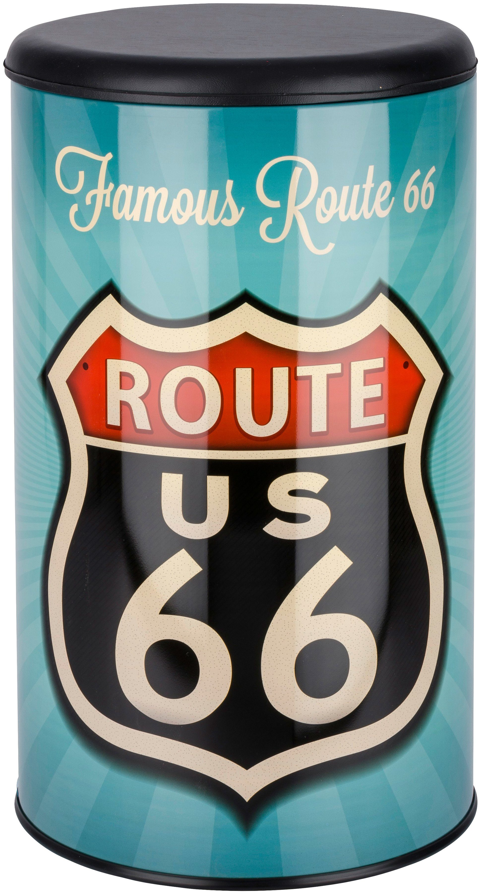 Badhocker »Route 66«