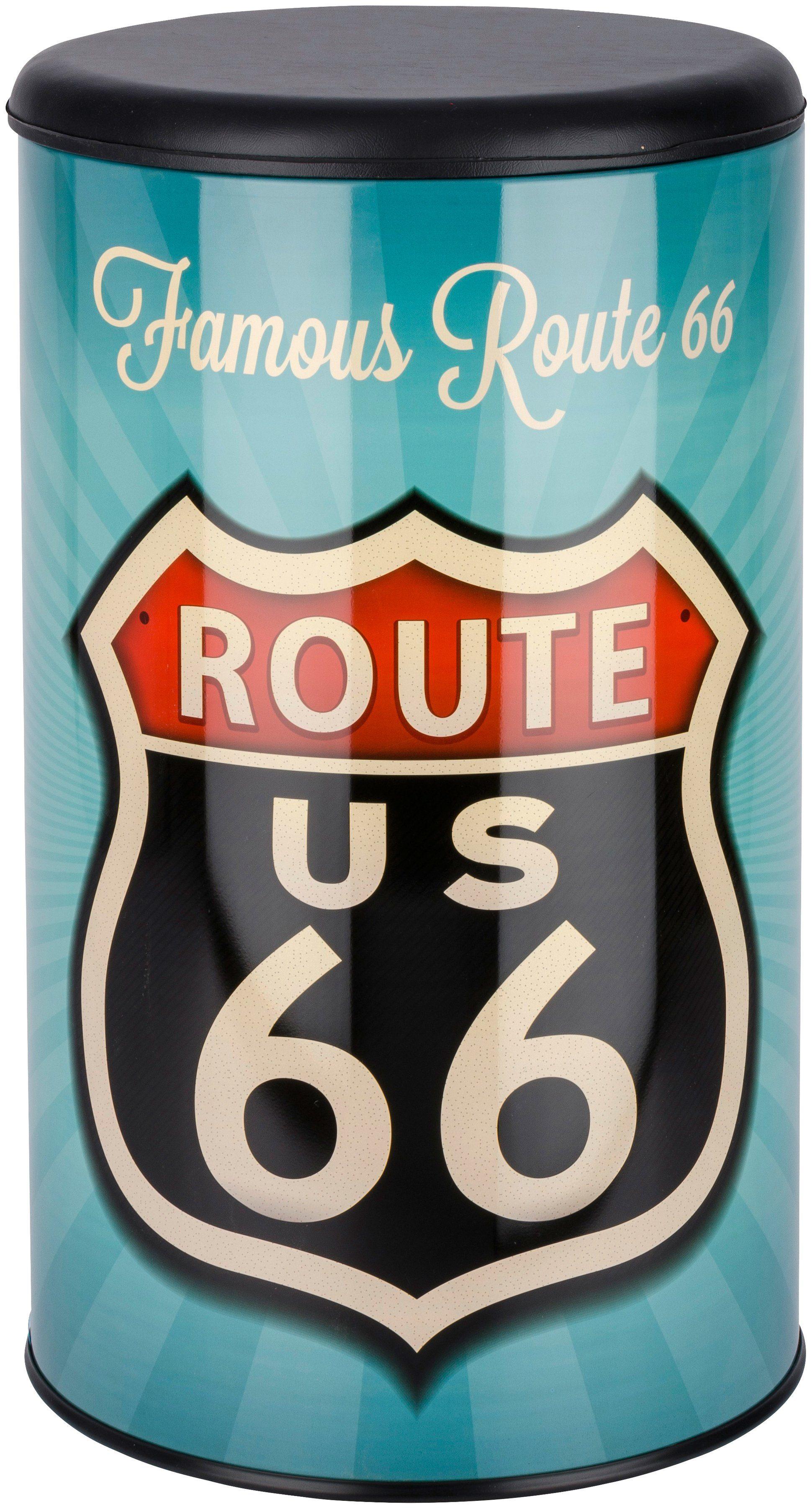 Badhocker »Route 66«