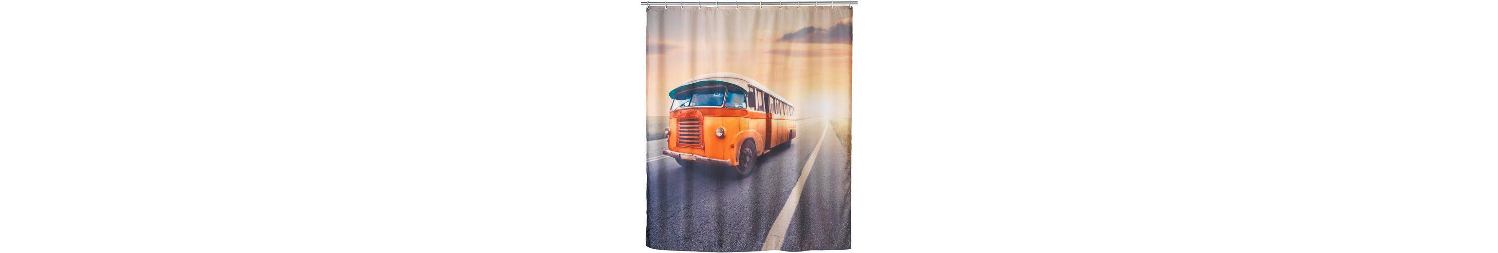 Duschvorhang »Bus«