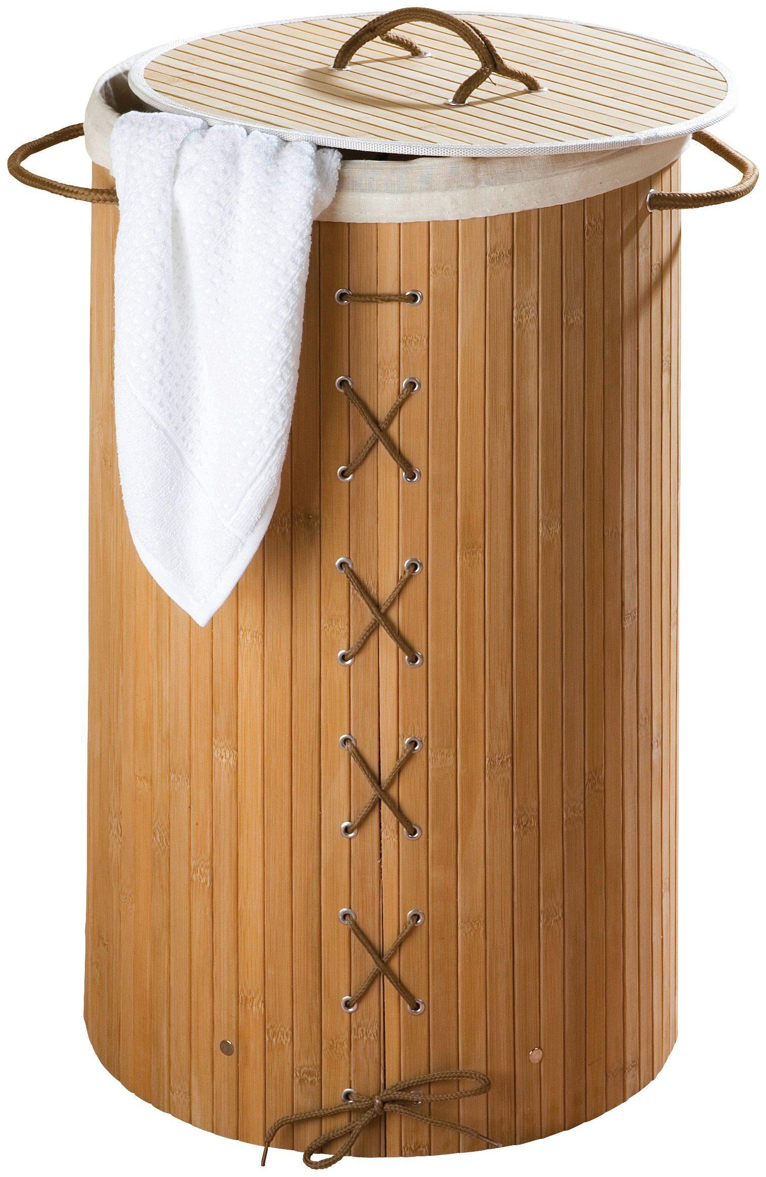 Wäschesammler »Bamboo«