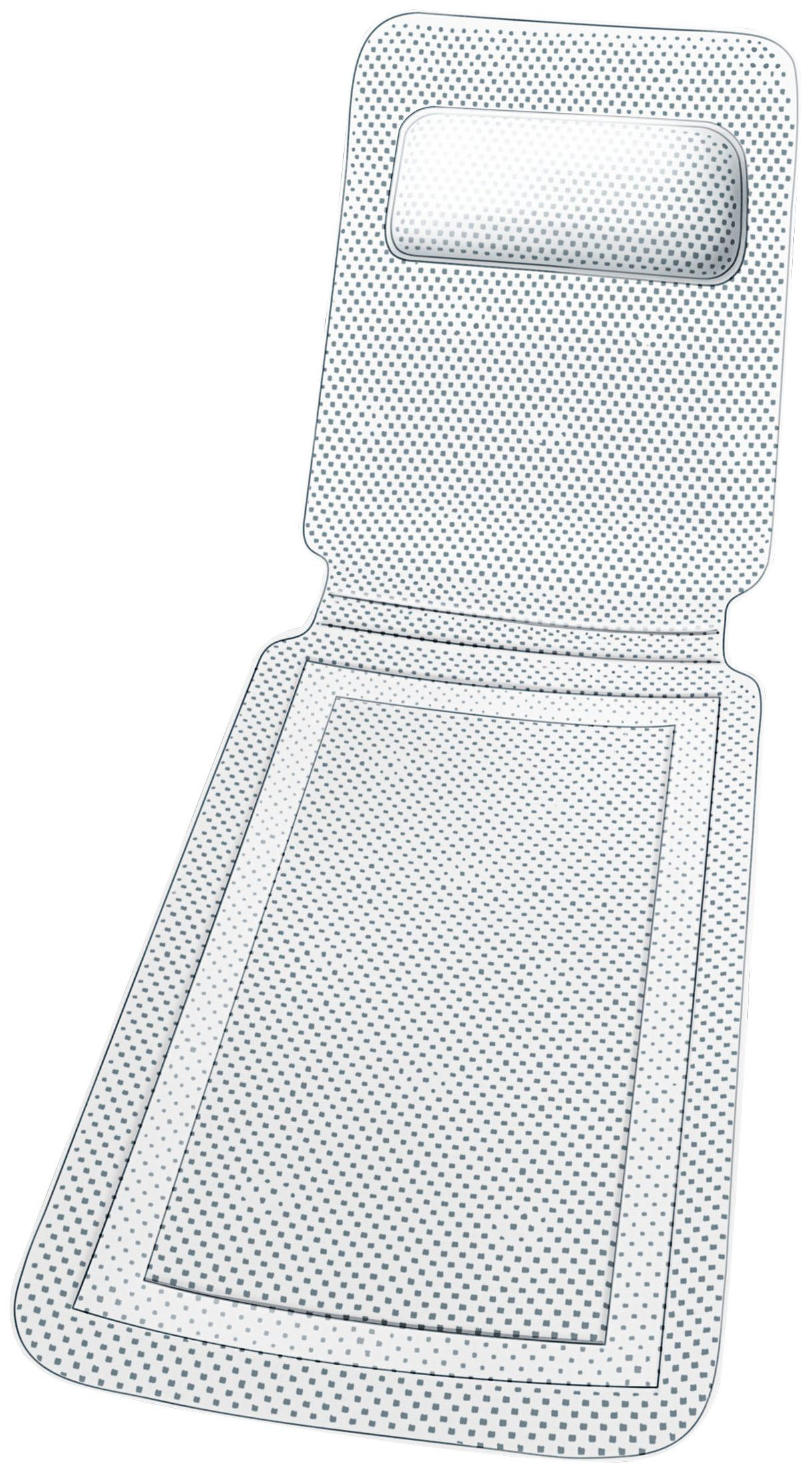 Wanneneinlage »Komfort, 125 cm«