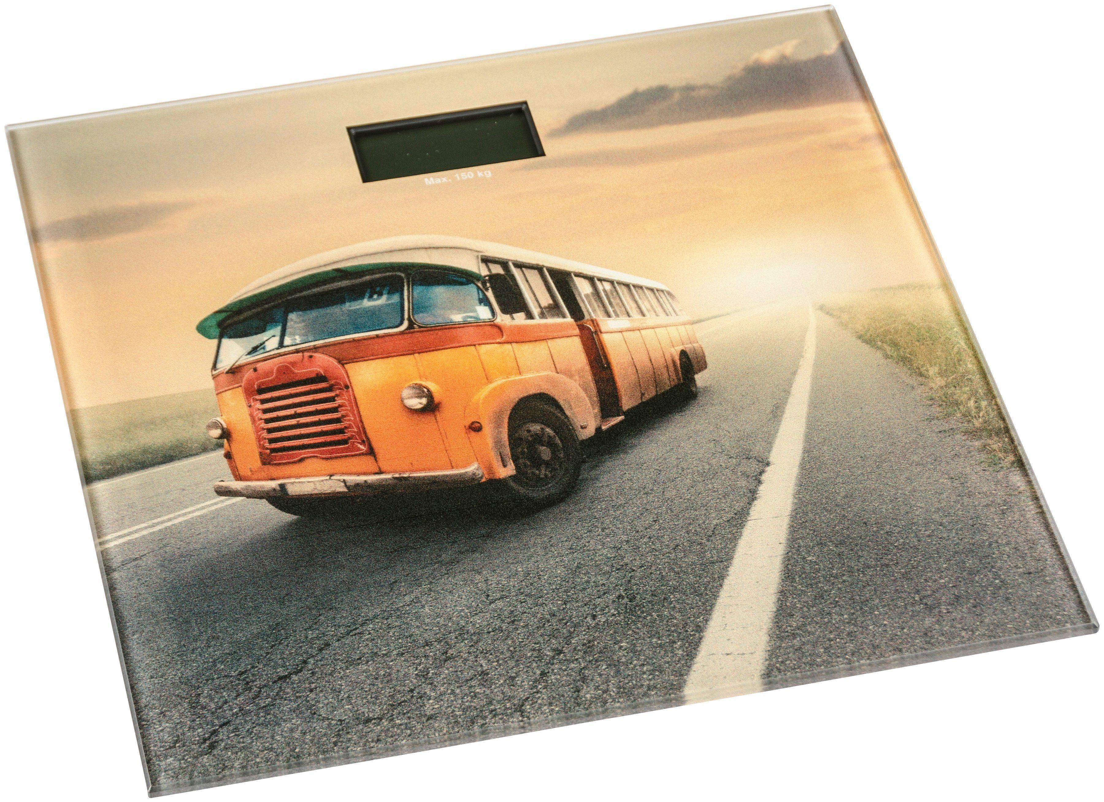 Personenwaage »Bus«