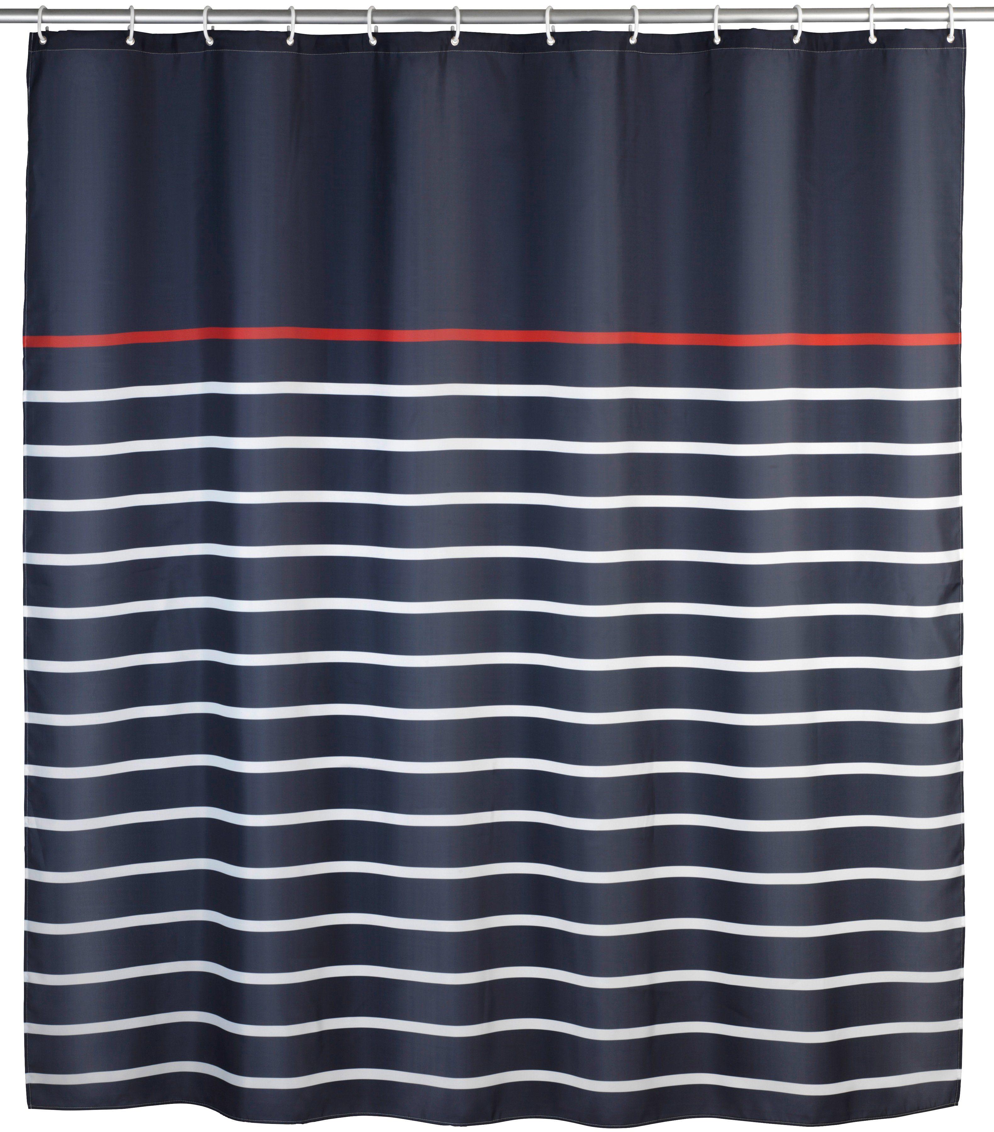 Duschvorhang »Marine Blue«