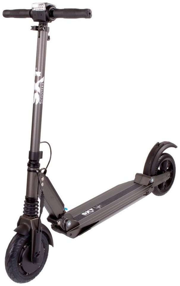 E-Scooter »SXT light «, 500 Watt, 30 km/h in schwarz