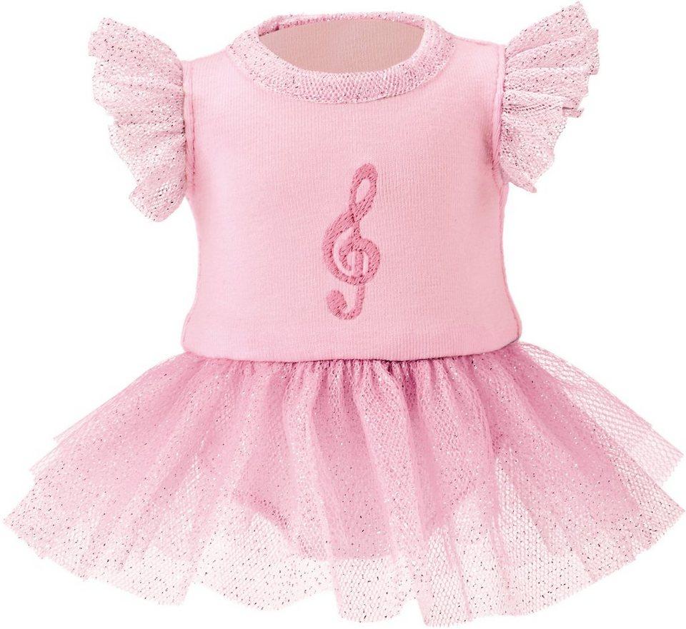 Käthe Kruse Puppenkleid, Größe ca. 30-33 cm, »Ballerina« in rosa